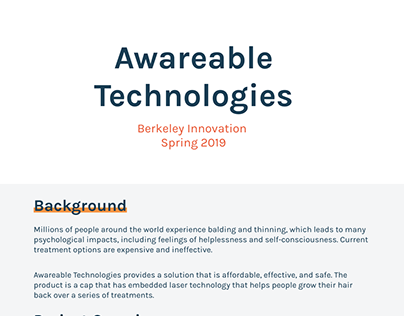 Awareable Technologies