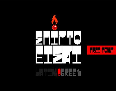 Spirt-O—Free font