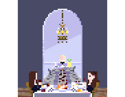One and Only - Gowon Pixelart