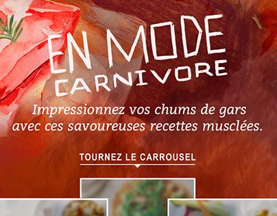 La Crème - La Presse+ ad