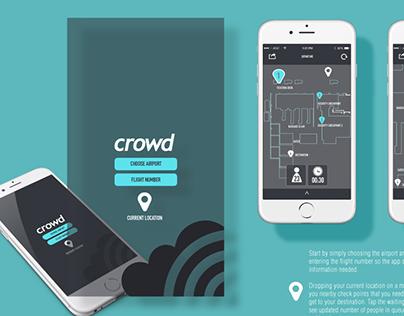 SkyScanner: Crowd App