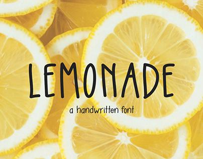 Lemonade Font