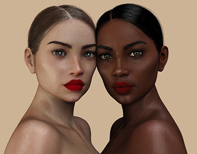 The Rise of Virtual Models - 3D Project