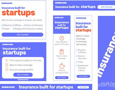 Startup Insurance - Google Ads