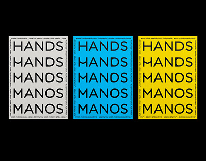 Wash your hands⎮Lava tus manos