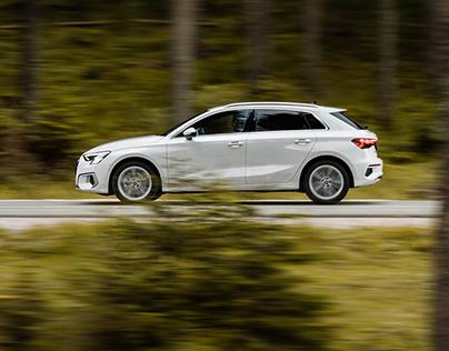 New Audi A3 Sportback (2020)