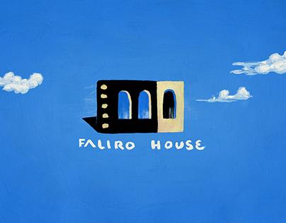 Faliro House - LOGO animation