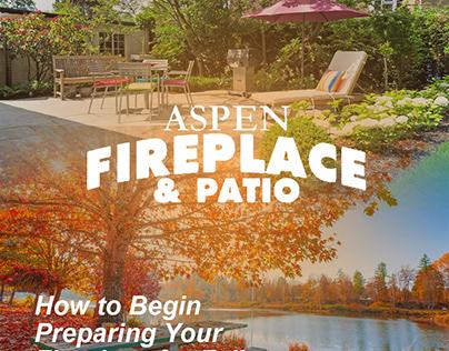 Aspen Fireplace & Patio