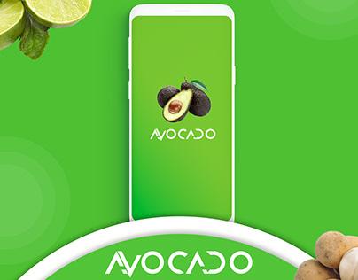 Avocado Fruits & Vegetables Shopping App