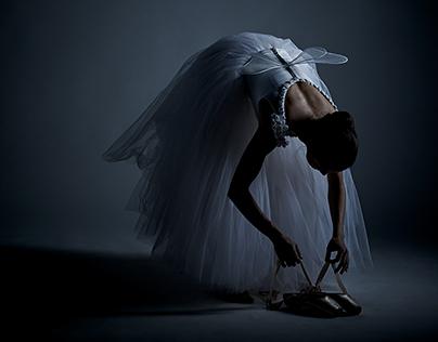 Ballerina is human