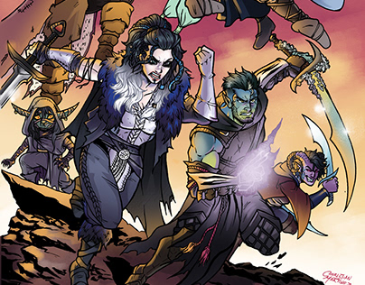 Critical Role: The Mighty Nein
