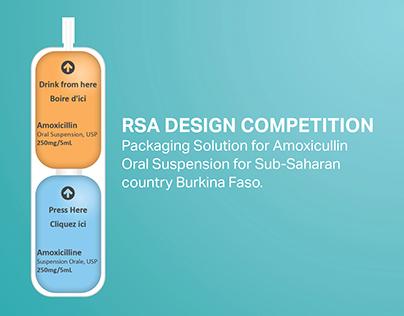 RSA DESIGN COMPETITION
