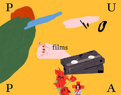 PUPA films