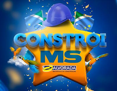 Constrói MS - Alvorada Materiais de Construção
