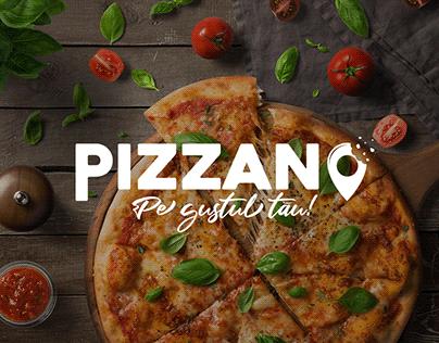 Branding: Pizzano Restaurant
