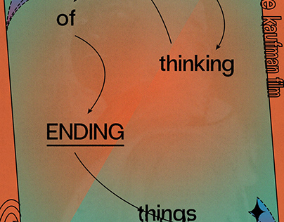I'm Thinking Of Ending Things Fan Poster & Wallpaper