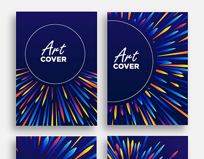 Creative Cover Design Template