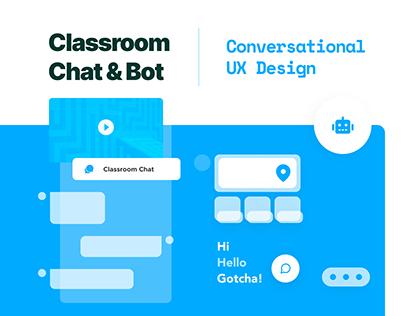 Classroom Conversational UX | Case Study
