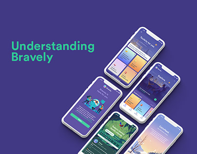 Understanding Bravely: A Mental Health App