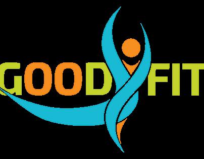 GOODFIT - Identidade visual e material publicitário