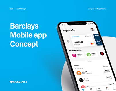 Barclays - Mobile Banking App