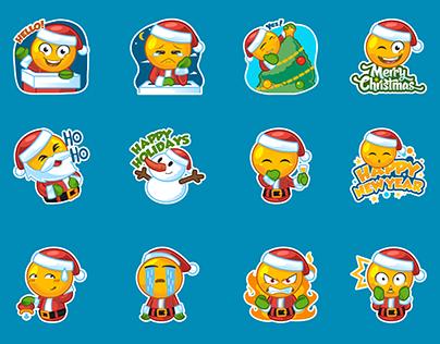 Christmas Emoji