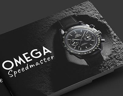 OMEGA-Speedmaster Watch Catalog (concept)