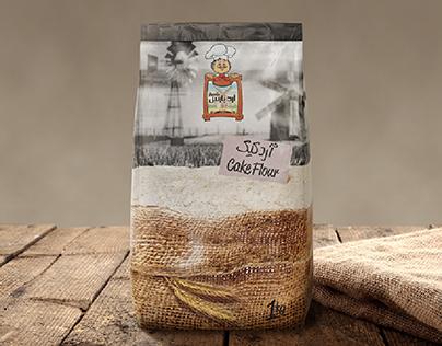 Khabaz Ard Shiraz | Flour Packaging
