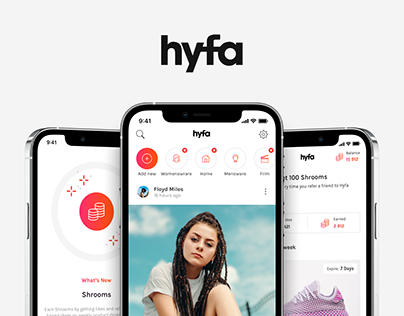 Hyfa - a social discovery platform