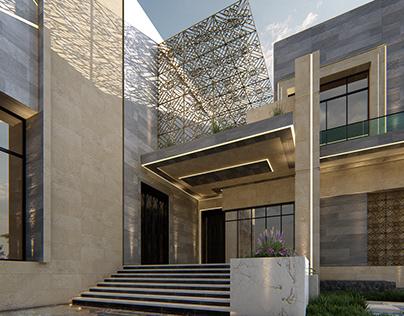 private villa in KUWAIT