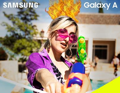 Galaxy A - Samsung
