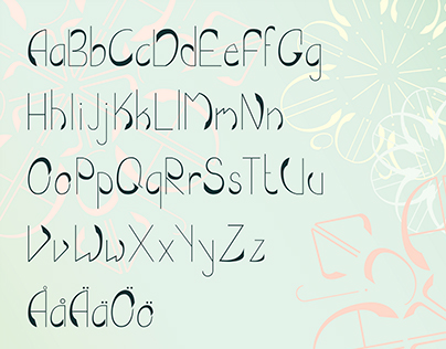 Typeface Meadow