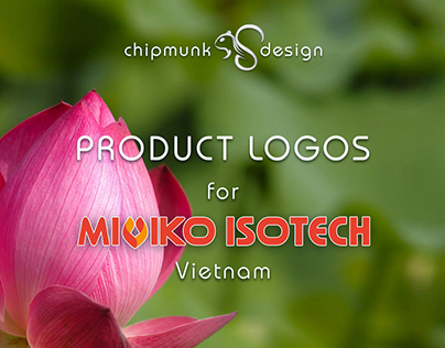 """Product LOGOs for """"MIVIKO ISOTECH"""" - part 1"""