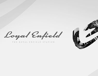 Loyal Enfield Logo and Branding