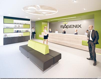 Isagenix Office design