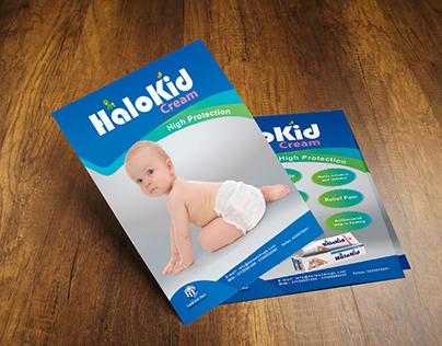 HaloKid Cream