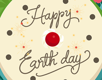 Happy Earthday mother nature