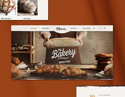 Marcel's Website Design