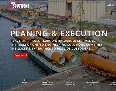 Marine Company website
