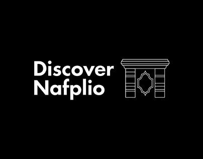Discover Nafplio website