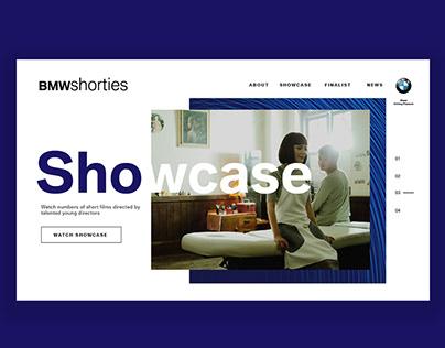 BMW Shorties 2018 Website