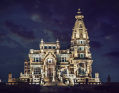 Baron Palace - Land space design