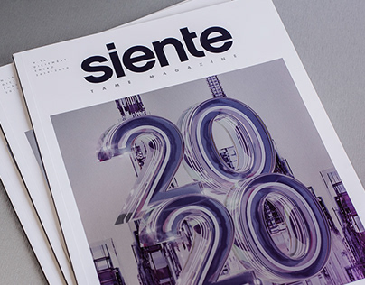 Tame Magazine Prtd - Dic