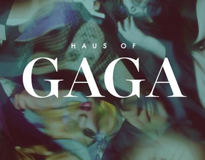 Haus of Gaga | Rebrand