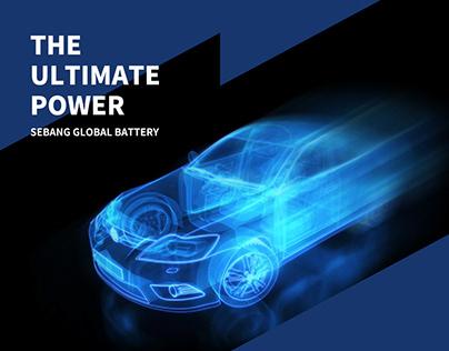 ROCKET Energy Utility Brand eXperience Design