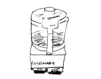 Food Processor Gif