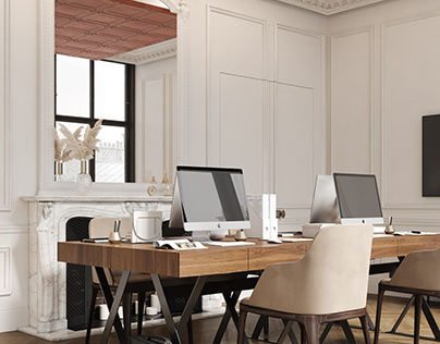 Office concept/viz