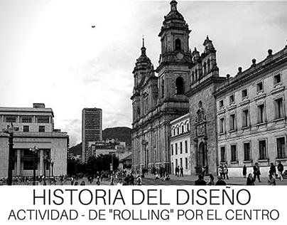 HISTORIA DEL DISEÑO - ACTIVIDAD