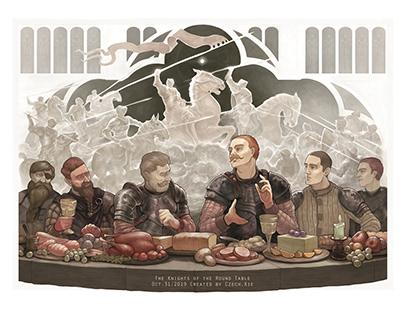 King Arthur/illustration
