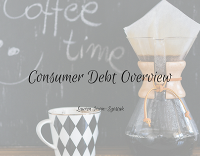 Consumer Debt Overview
